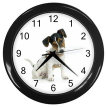 Jack Russel Terrier Decorative Wall Clock (Black) Gift model 14553027 - $18.99