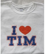 Ladies Tim Tebow Shirt Size Small  Great Buy! - $7.90