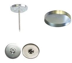 50: Osborne Button Kit-Single Pivot Tack /Soft Shell /Single Pivot Back:... - $20.69