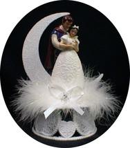 Disney Princess SNOW WHITE Prince Charming Wedding Cake Topper Fariytale... - $128.60