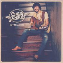 CHRIS JANSON Buy Me A Boat CD