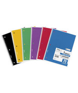 NEW Mead Wire Notebook, Assorted Colors, 70 Sheets, 12-count ** FREE SHI... - $22.49