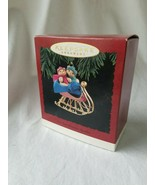 Hallmark Keepsake Ornament - Our First Christmas Together  - $21.78