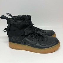 Nike SF Air Force 1 MID Womens Shoes Black aa3966-002 Size 6.5 - $24.74