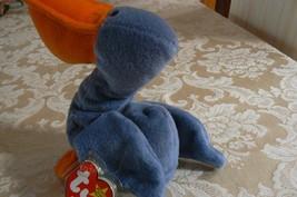 "Rare TY Original Beanie Babies "" Scoop "" The Pelican Errors- #4107-Retired image 3"