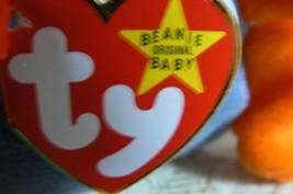 "Rare TY Original Beanie Babies "" Scoop "" The Pelican Errors- #4107-Retired image 9"