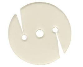 "144 QTY:Osborne-Nylon Poly Washer for Super Hook, 1 3/8"" Diameter (74747) - $12.40"