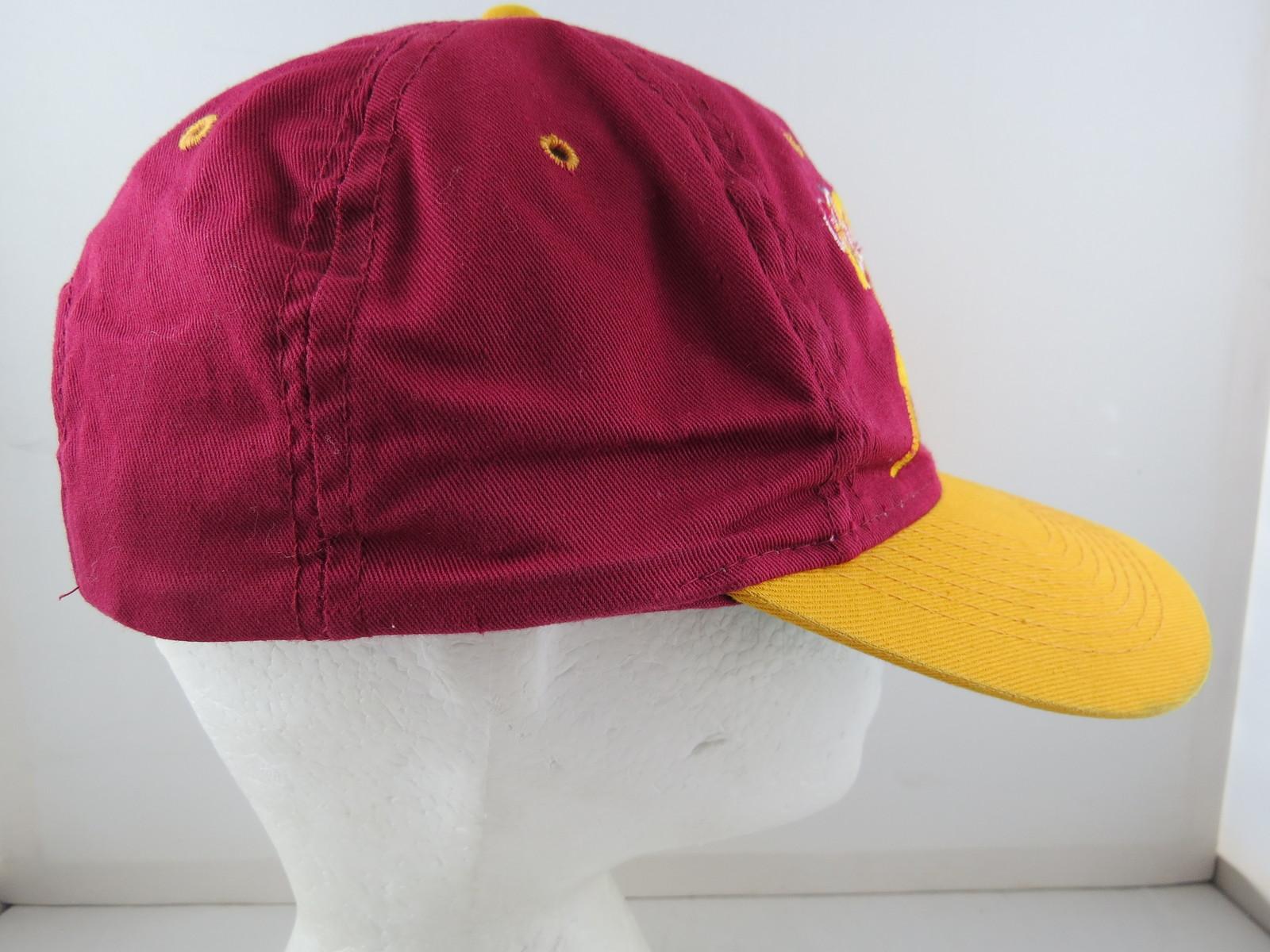 Washington Redskins Hat (VTG) - Script Front by Drew Preason - Adult Snapback
