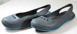 CROCS Sling Back Ballet Shoes - Slip on Ballet ... - $18.80