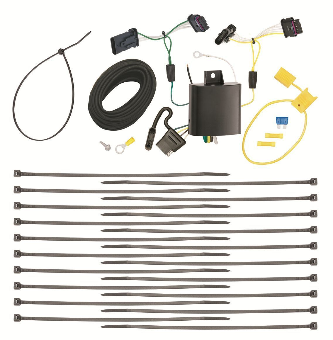Jeep Towing Wiring Kit