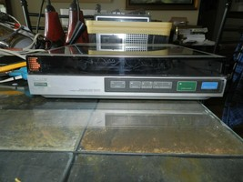 VINTAGE SONY PS-FL77 TRAY LOADING AUTOMATIC TURNTABLE WORKING - $247.49