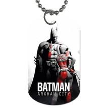 Custom Personalized Dog Id Tag - Batman Harley Quinn Joker Pet Dog Name ... - $9.99