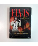 Elvis King of Entertainment DVD  - His Life, Times, Career -  New! Sealed! - $7.99