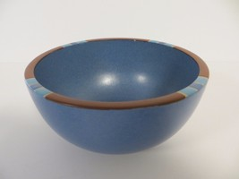 "1 Dansk Mesa Sky Blue Small Bowl Made in Portugal Discontinued 5"" Rare - $44.54"
