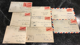 Lot of Letters Home WW II 17th Infantry Philippines Pacific Theatre Pfc ... - $99.99