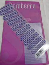 Jamberry October Host Exclusive 2015 HR201510 Nail Wrap ( Half Sheet ) - $8.41