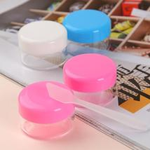 2pcs Cosmetic Empty Jar Pot Eyeshadow Makeup Face Cream Container Bottle - $7.00