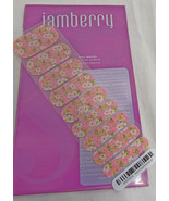 Jamberry April Host Exclusive 2015 HR201504 Nail Wrap ( Half Sheet ) - $8.41