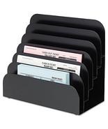 """MMF Pad Rack 4"""" x 8"""" x 7.5"""" 6 Pockets Steel Black MMF267060604 - $1.039,59 MXN"""