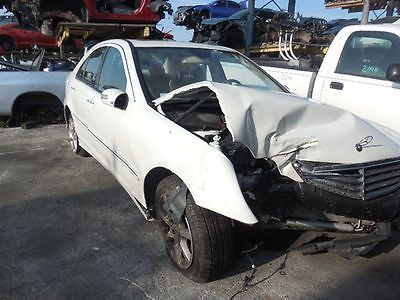 06 07 MERCEDES C280 REAR DIFFERENTIAL PIG CHUNK SDN RWD 456273