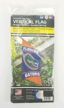 "Florida Gators Vertical Flag 27"" x 37"" New College Football NCAA  - $14.50"