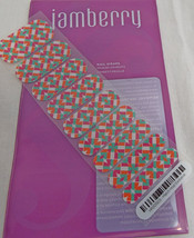 Jamberry March Host Exclusive 2015 HR201503 Nail Wrap ( Half Sheet ) - $8.41