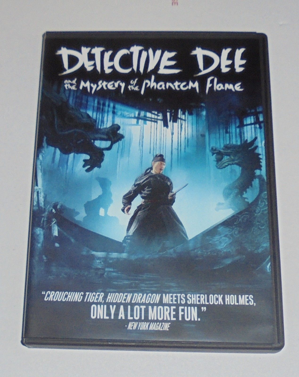 Detective Dee and the Mystery of the Phantom Flame (DVD, 2011)