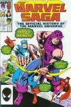 The Marvel Saga: The Official History of the Marvel Universe #19 (Marvel Comics) - £3.15 GBP
