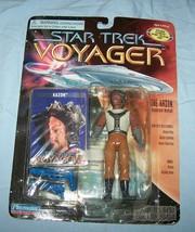 1996 Star Trek Voyager-The Kazon-Delta Quadrant Nomad Action Figure-on card - $9.50