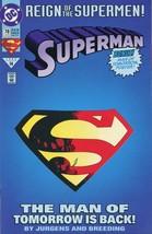 Superman #78 [Die-Cut Cover Edition] (Jun 1993,... - $1.00