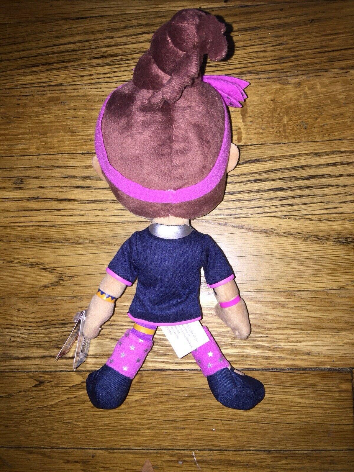 """Vampirina Poppy 10"""" Plush Doll"""