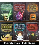 ORIGAMI YODA Series by Tom Angleberger HARDCOVER Collection Set of Books... - $70.99
