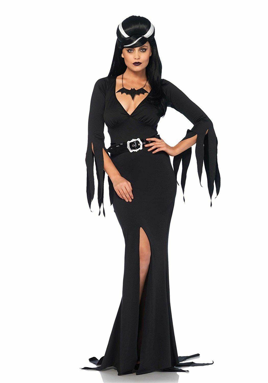 Leg Avenue Elvira Immortal Mistress Of The Dark Adulte Déguisement Halloween
