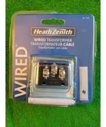 Heath Zenith SL-125-02 Wired Door Chime Transformer 120V 8-16-24VAC - $18.99