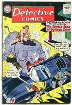 DETECTIVE #315-comic book DC COMIC-BATMOBILE COVER! vg- - $37.83