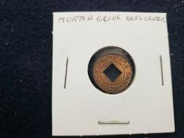 Morton Grove Niles Center Skokie Illinois IL Token Vintage! - $6.80