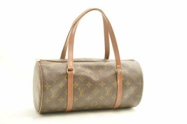 LOUIS VUITTON Monogram Papillon 30 Old Model Hand Bag M51365 LV Auth cr296 - $260.00