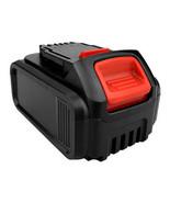 Battery Replaces DeWalt 20V 20 Volt DCB201 DCB203 DCB205 Max XR Lithium Ion - $47.95