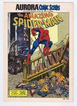Aurora Comic Scenes Amazing Spider-Man #182 ORIGINAL Vintage 1974 Marvel Comics - $49.49