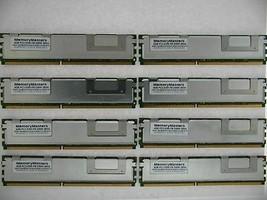 32GB (8 x 4GB) DDR2 FB Fully Buffered PC2-5300F 667 Memory HP ProLiant ML370 G5