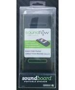 Soundflow Soundboard Wireless Portable Speaker - No pairing No wires SP2... - $28.04