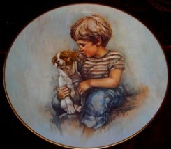 1977 Prince Tatters Johnny and Duke Gorham Plate - $19.79