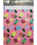 1-1000 6x9 ( Colorful Pineapples ) Boutique Designer Poly Mailers Fast Shipping - $0.99 - $46.74