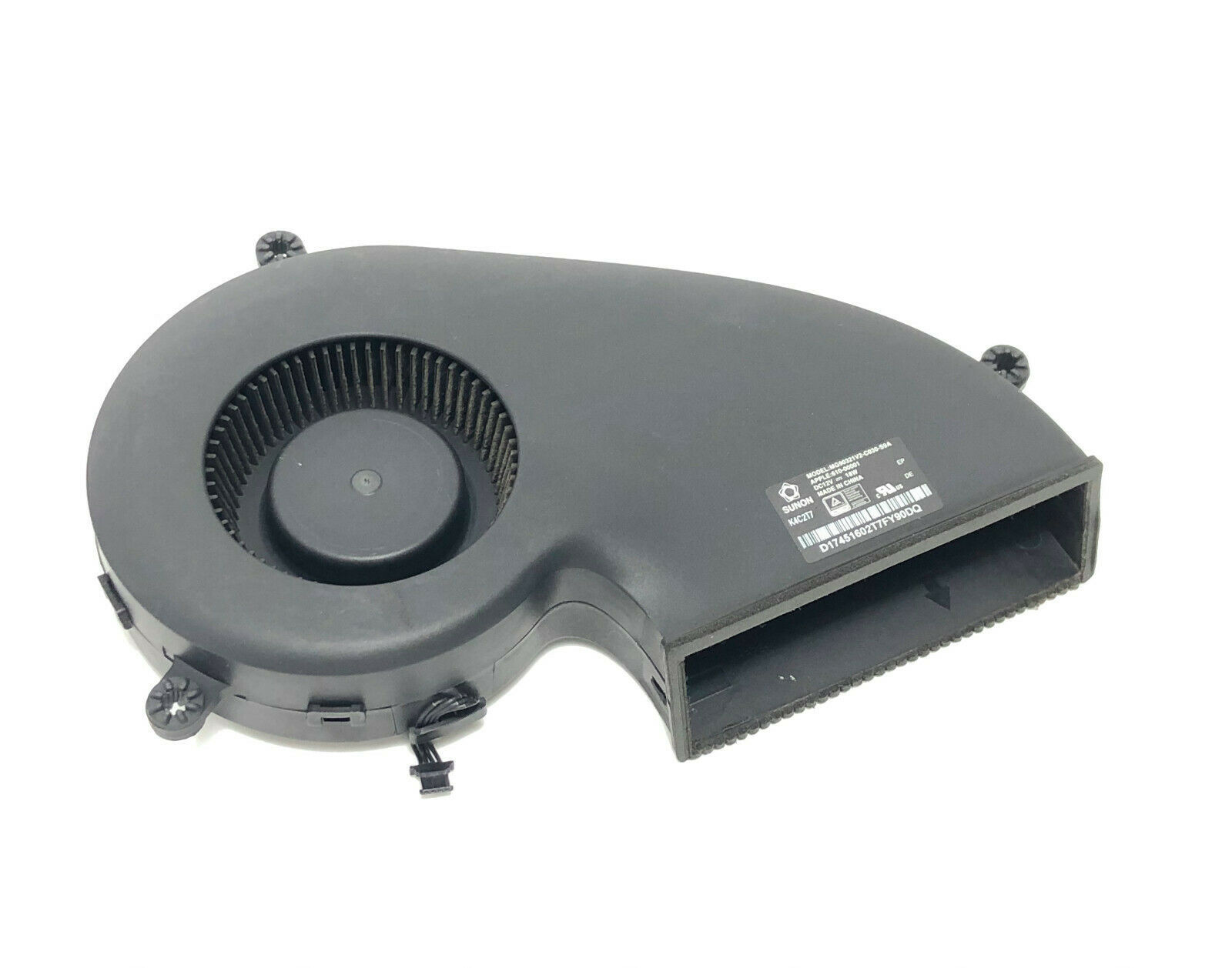 "iMac A1419 27"" Late 2014 Genuine Cooling Fan 610-00001 MG90321V2-C030-S9A - $23.75"
