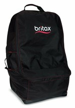 Britax Car Seat Travel Bag Padded Backpack Straps Water Resistant Wheels... - $81.26