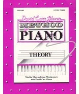 Glover Method for Piano Theory Level 3 - $5.95