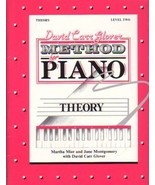 Glover Method for PianoTheory Level 2 David Glover - $5.95