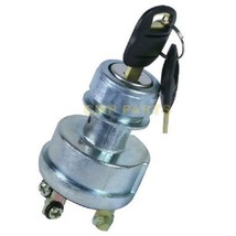 4 Terminal Key Ignition Switch 237-3530 2373530 for Excavator 303 304 305 Parts - $56.34