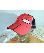Kasey Kahne NASCAR Hat Dodge Stanely Evernham Motorsports Petty Red Black 9 - $17.80