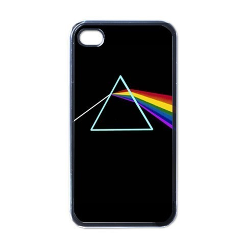 NEW iPhone 4 Hard Black Case Cover Split Beam Gift 32855399
